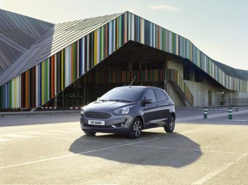 Autoperiskop.cz  – Výjimečný pohled na auta - Nová modelová řada Ford KA+ se rozrůstá o crossover Active, inspirovaný vozy SUV