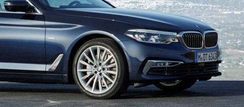 Autoperiskop.cz  – Výjimečný pohled na auta - Letní i zimní pneumatiky Goodyear a Dunlop schváleny jako originální výbava modelu BMV řady 5