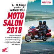 Autoperiskop.cz  – Výjimečný pohled na auta - HONDA bude v Brně na MOTOSALONU