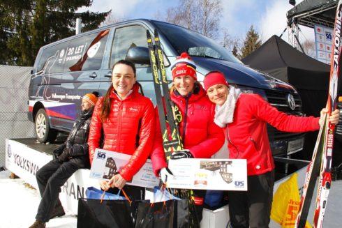 Autoperiskop.cz  – Výjimečný pohled na auta - Volkswagen Užitkové vozy podporuje české běžecké lyžování již více než 20 let