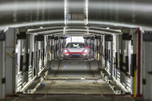 Autoperiskop.cz  – Výjimečný pohled na auta - Porsche snižuje emise CO2 trvale udržitelnou logistikou