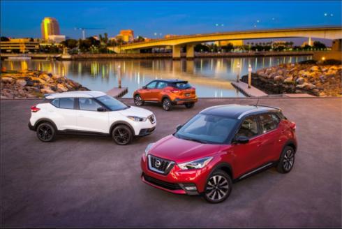 Autoperiskop.cz  – Výjimečný pohled na auta - Celosvětový prodej Nissanu táhnou crossovery a SUV