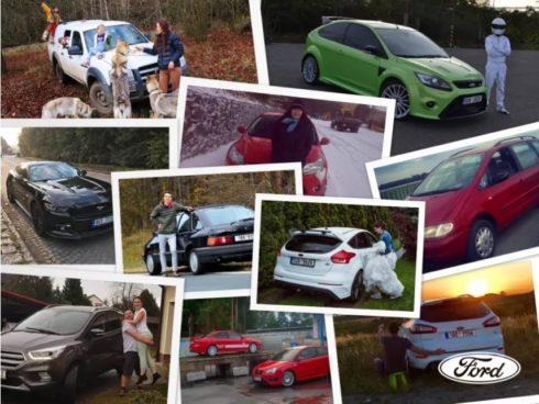 Autoperiskop.cz  – Výjimečný pohled na auta - 300 000 prodaných Fordů = 300 000 příběhů