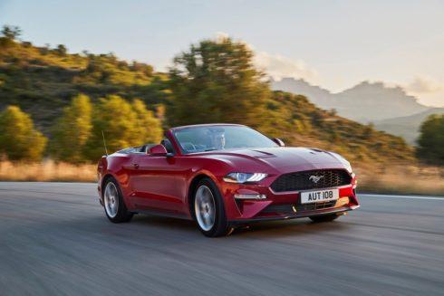 Autoperiskop.cz  – Výjimečný pohled na auta - Nový Mustang, Edge i Fiesta ST – novinky v roce 2018, které Vás budou zajímat
