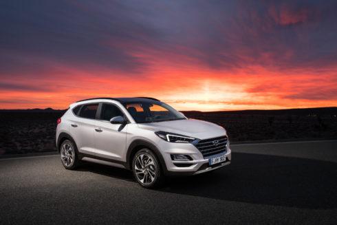 Autoperiskop.cz  – Výjimečný pohled na auta - Nový Hyundai Tucson slaví v New Yorku světový debut