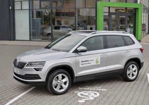 Autoperiskop.cz  – Výjimečný pohled na auta - Program ŠKODA HANDY pro handicapované v nové podobě a ještě výhodnější