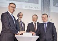 Autoperiskop.cz  – Výjimečný pohled na auta - ŠKODA AUTO investovala zhruba 22,5 milionů eur do rozšíření ŠKODA Parts Centra a vytvořila 40 nových pracovních míst