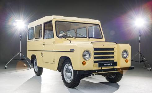 Autoperiskop.cz  – Výjimečný pohled na auta - ŠKODA na výstavě Techno Classica 2018: Rarity i předchůdci dnešních SUV