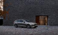 Autoperiskop.cz  – Výjimečný pohled na auta - Volvo V60: ceníky a technické specifikace