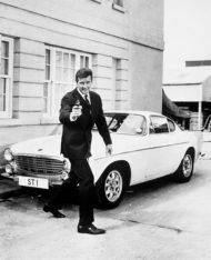 Autoperiskop.cz  – Výjimečný pohled na auta - Automobilka Volvo Cars bude na výstavě klasických automobilů Techno Classica reprezentovat svou značku Volvem P1800 S Sira Rogera Moora