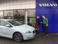 Autoperiskop.cz  – Výjimečný pohled na auta - Volvo partnerem Roku Olgy Havlové