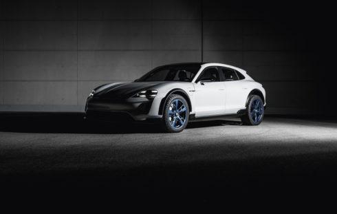 Autoperiskop.cz  – Výjimečný pohled na auta - Porsche Mission E Cross Turismo – elektrická mobilita ve své nejkrásnější podobě