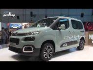 Autoperiskop.cz  – Výjimečný pohled na auta - VIDEO – Citroën Berlingo třetí generace, Citroën C4 Cactus – Ženeva 2018