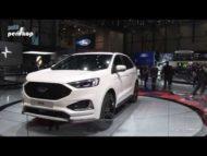 Autoperiskop.cz  – Výjimečný pohled na auta - VIDEO – Ford Edge, Mustang Bullitt, Mustang – Ženeva 2018