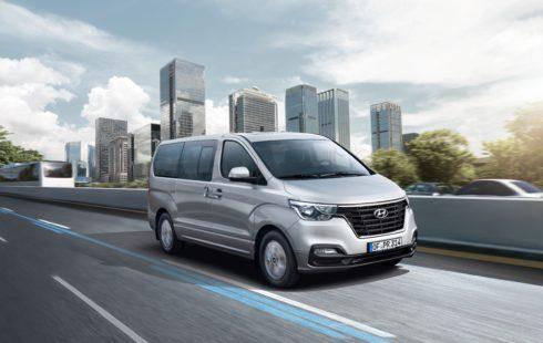 Autoperiskop.cz  – Výjimečný pohled na auta - Nový design a komfortní výbava pro Hyundai H-1