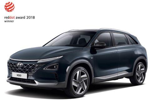 Autoperiskop.cz  – Výjimečný pohled na auta - Nejprestižnější mezinárodní uznání za design a inovace Red Dot obdržely Hyundai Kona a Hyundai NEXO