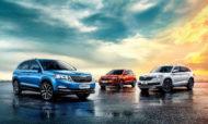 Autoperiskop.cz  – Výjimečný pohled na auta - Auto China 2018: SUV-ofenzíva značky ŠKODA zajišťuje další růst
