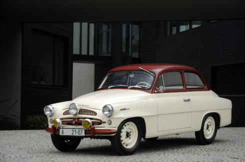 Autoperiskop.cz  – Výjimečný pohled na auta - Südsteiermark Classic: Vozy ŠKODA na prémiové veteránské rallye