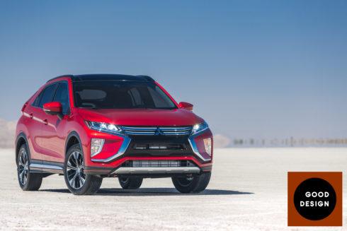 Autoperiskop.cz  – Výjimečný pohled na auta - Modely Mitsubishi Eclipse Cross a GT-PHEV  vybojovaly prestižní ocenění za design v soutěži GOOD DESIGNTM