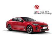 Autoperiskop.cz  – Výjimečný pohled na auta - Red Dot Awards 2018: vysoké návrhářské standardy Kia opět oceněny