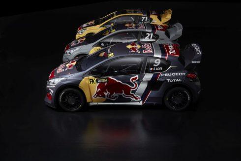 Autoperiskop.cz  – Výjimečný pohled na auta - TEAM PEUGEOT TOTAL začíná nové dobrodružství v Mistrovství světa FIA v rallycrossu