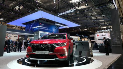 Autoperiskop.cz  – Výjimečný pohled na auta - Skupina PSA a společnost Huawei představují svůj první vůz s mobilním připojením