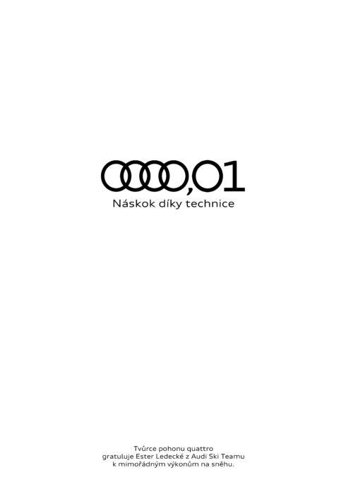Autoperiskop.cz  – Výjimečný pohled na auta - Audi získalo bronzové ocenění v prestižní soutěži ADC Creative Awards