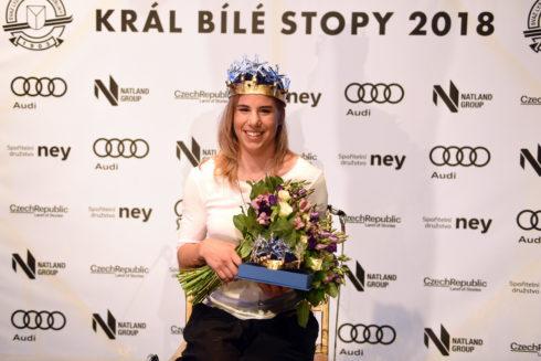 Autoperiskop.cz  – Výjimečný pohled na auta - Ester Ledecká je potřetí Královnou bílé stopy