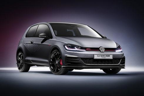 Autoperiskop.cz  – Výjimečný pohled na auta - Světová premiéra na Setkání GTI: Nový Golf GTI TCR Concept odhalen u jezera Wörthersee