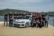 Autoperiskop.cz  – Výjimečný pohled na auta - Dvojnásobná premiéra na Setkání GTI: Studenti z Wolfsburgu a Cvikova představují koncepční vozy Golf z vlastního vývoje