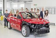 Autoperiskop.cz  – Výjimečný pohled na auta - ŠKODA AUTO: Pátý žákovský vůz krátce před premiérou