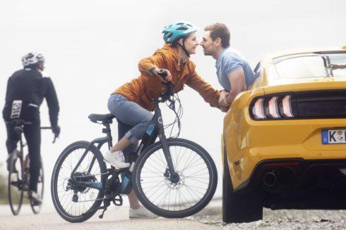 Autoperiskop.cz  – Výjimečný pohled na auta - Share the road: Ford vyzývá řidiče a cyklisty ke sdílení silnic. Virtuální realita jim pomůže vcítit se do kůže ostatních účastníků provozu