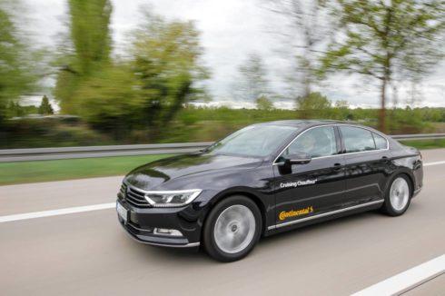 Autoperiskop.cz  – Výjimečný pohled na auta - Continental testuje automatizované řízení v provozu na německých dálnicích, v budoucnu zamíří i do měst a na okresky