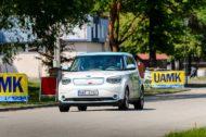 Autoperiskop.cz  – Výjimečný pohled na auta - KIA Soul EV obsadila třetí místo v závodě Česká Trophy v ECO Rally v Českém Krumlově