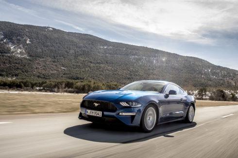 Autoperiskop.cz  – Výjimečný pohled na auta - Ford Mustang zpřístupňuje vyspělé sportovní technologie a špičkový audiosystém ještě širšímu okruhu zákazníků