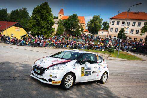 Autoperiskop.cz  – Výjimečný pohled na auta - PEUGEOT RALLY CUP CZ – V Krumlově zvítězil Lumír Firla