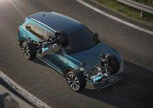Autoperiskop.cz  – Výjimečný pohled na auta - Technické inovace pro nový Touareg – 3. díl: Technicky vyspělý podvozek s inovativní stabilizací náklonu