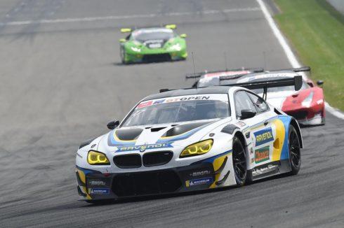 Autoperiskop.cz  – Výjimečný pohled na auta - Richard Gonda a Joel Eriksson vybojovali v GT Open skvělé čtvrté místo