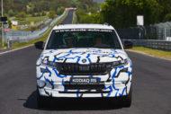 Autoperiskop.cz  – Výjimečný pohled na auta - Nová ŠKODA KODIAQ RS dosáhla rychlostního rekordu na Nürburgringu