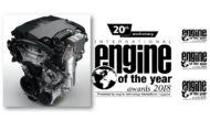 Autoperiskop.cz  – Výjimečný pohled na auta - Benzínový přeplňovaný motor PureTech skupiny PSA: Motor roku 2018