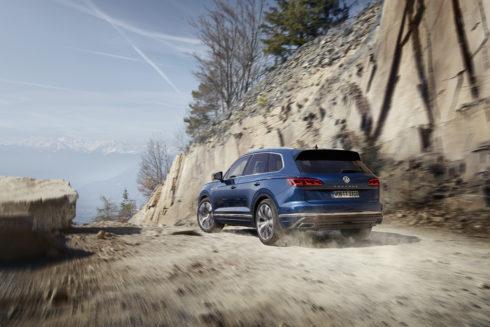 Autoperiskop.cz  – Výjimečný pohled na auta - Pneumatiky Goodyear budou sloužit jako originální výbava pro nový Volkswagen Touareg