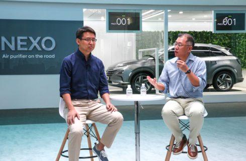 Autoperiskop.cz  – Výjimečný pohled na auta - Hyundai navázal nové partnerství v oblasti umělé inteligence se startupem DeepGlint