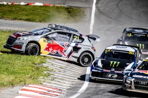 Autoperiskop.cz  – Výjimečný pohled na auta - Team Peugeot Total v nemilosrdném Hellu skončil těsně pod stupni vítězů