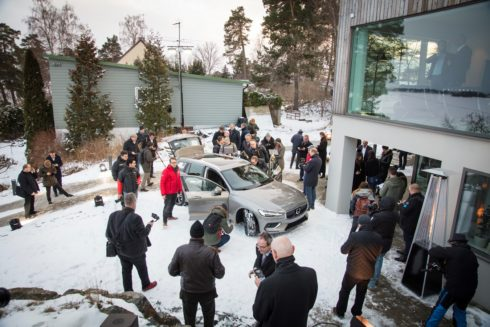 Autoperiskop.cz  – Výjimečný pohled na auta - Automobilka Volvo Cars se zaměřuje na nové způsoby představení svých vozů a služeb spotřebitelům