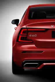 Autoperiskop.cz  – Výjimečný pohled na auta - Automobilka Volvo Cars představuje nový sportovní sedan Volvo S60: první vůz Volvo, který se bude vyrábět v USA