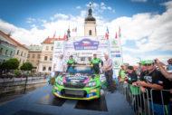 Autoperiskop.cz  – Výjimečný pohled na auta - Rally Bohemia 2018: Strhujícím závěrem pro čtvrté místo