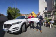 Autoperiskop.cz  – Výjimečný pohled na auta - Hyundai předal SUV Tucson poskytovateli sociálních služeb Centrin CZ