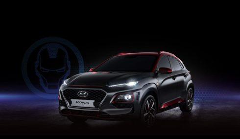 Autoperiskop.cz  – Výjimečný pohled na auta - Přijíždí Hyundai Kona v limitované edici Iron Man