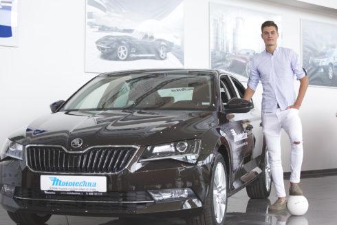 Autoperiskop.cz  – Výjimečný pohled na auta - Fotbalové kluby nejvyšší ligy najely s auty z Mototechny již 5 milionů kilometrů