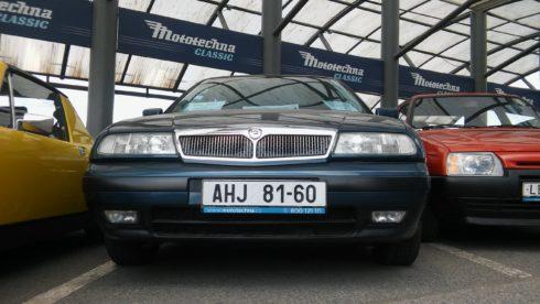 Autoperiskop.cz  – Výjimečný pohled na auta - Lancia Kappa po prezidentu Václavu Havlovi má nového majitele